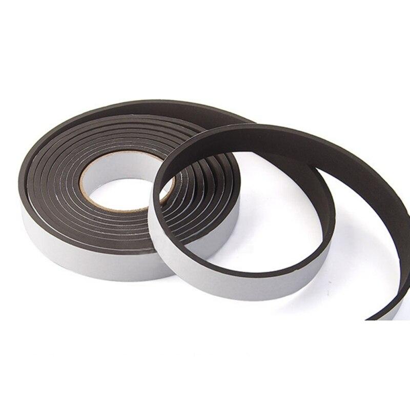 5M Self-adhesive Sticker Window Sealing Strip  Door Noise Insulation Rubber Dusting Sealing Tape Window Accessories 15/30mm