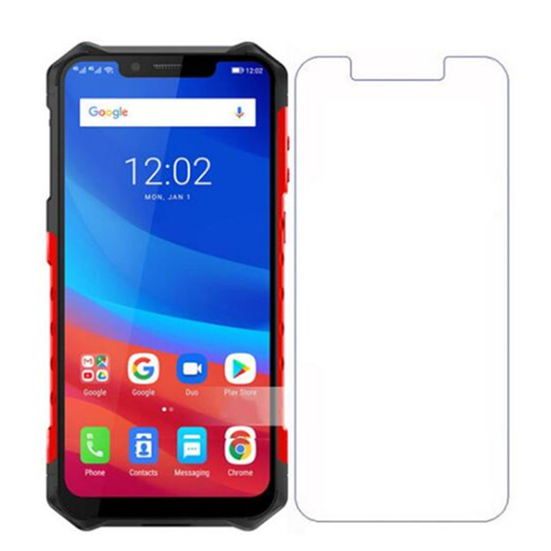Tempered Glass For Ulefone Armor 7 6 6E 6S 5 3 3T 3W 3WT 2 2S X5 X3 X2 X Screen Protector 9H Protective Film Guard