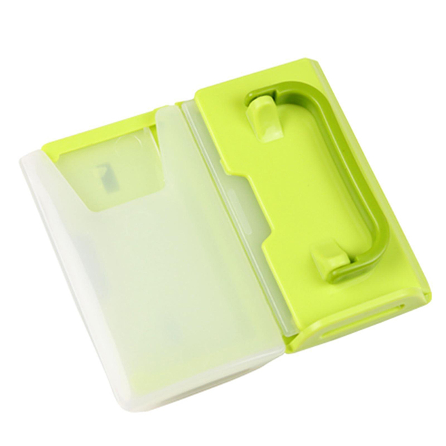 New 1pc Adjustable Plastic Safy Baby Toddler Kid Juice Milk Box Drinking Bottle Cup Holder Mug 2 Colors LA882673