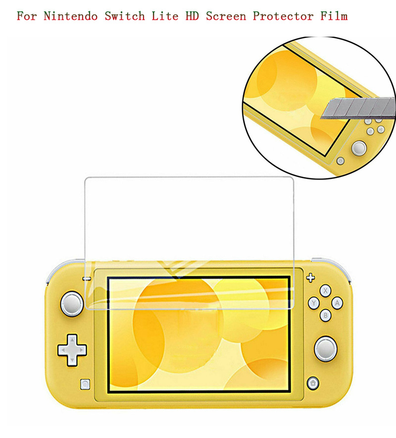 1/2/3PCS Tempered Glass For  Nintendo Switch Lite Protective Film HD  Ultra-thin Explosion-proof Touch Screen Protective Film