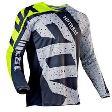 motorcycle mountain bike team downhill jersey MTB Offroad fxr bicycle locomotive shirt cross country mountain hptrem fox jersey