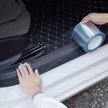 Film-Bumper Headlight-Protector Rhino-Skin Transparent Protective Car Anti-Scratch Clear