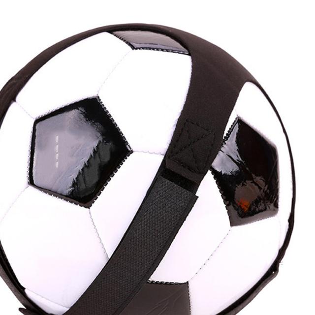 Soccer Kick Trainer Ball Kick Football Training Equipment Adjustable Kick Trainer Football Accessories Training Equipment