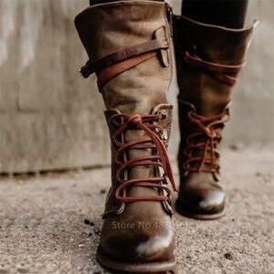 Средневековый костюм; Мужские рыцарские сапоги; Обувь для косплея викинга; Обувь из искусственной кожи; Женская обувь для костюмированной в...
