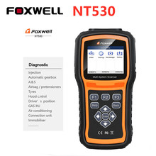Foxwell NT530 Multi System Scanner Update Version of  NT520 Pro/NT510