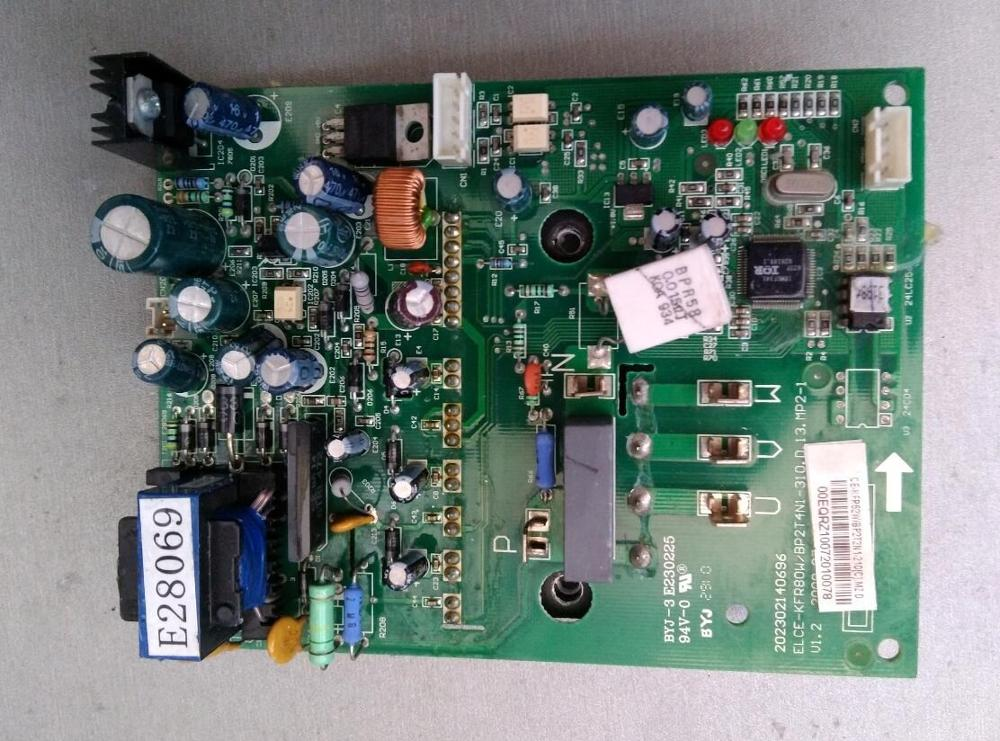 Original For Air Conditioning Computer Used Board ELCE-KFR80W/BP2T4N1-310.D.13.MP2-1 ELCE-KFR80W/BP2T4N1-310 Good Working