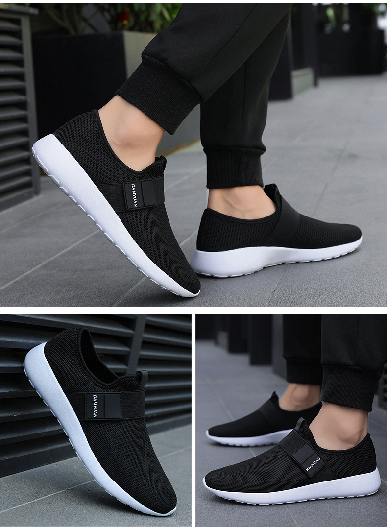 H68b08c90ebe6416cab39f0d8903344cbg - Damyuan Woman Shoes Sneakers Flats Sport Footwear Men Women Couple Shoes New Fashion Lovers Shoes Casual Lightweight Shoes