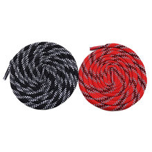 Coolstring 6 мм толстый трехцветный круглый шнурок с шестью