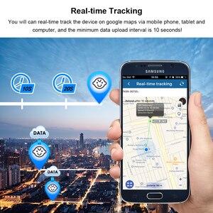 Image 2 - Mini GPS Tracker ส่วนบุคคล Tracker กันน้ำ IP68 LK109 ยาวสแตนด์บาย Real time เด็ก GSM ฟรี Web APP ติดตาม TK1000