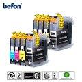 Befon LC223 чернильный картридж LC 223 XL совместимый для Brother DCP-J562DW DCP-J4120DW MFC-J480DW MFC-J680DW MFC-J880DW MFC-J4620DW