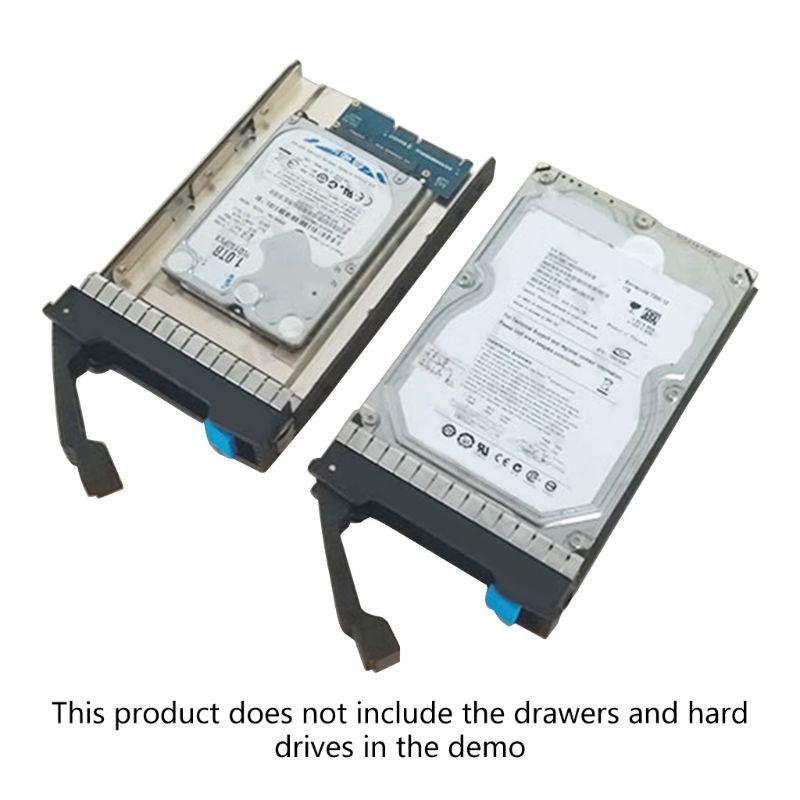 2.5-3.5 sabit Disk tepsi muhafazası çekmece kutusu sunucu SSD sürücü sabit Disk N0HC