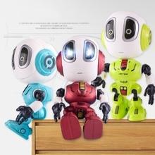 Fun Talking Interactive Robot  Luminous Eyes- Best Gift & Toy for Children