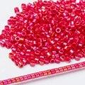 Taidian Miyuki Delica разноцветные бусины 11/0 для Diy изготовления ювелирных изделий ручной работы очаровательные Подарки для женщин браслет серьги в ...