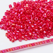 Taidian miyuki delica multicolorido grânulos 11/0 para diy jóias artesanais que fazem as mulheres presentes charme pulseira brincos estilo bohemia