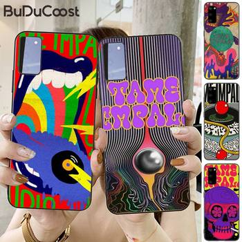 Reall Tame Impala Phone Case for Samsung Galaxy S10 Plus S10E S6 S7 edge S8 S9 Plus S10lite S20 Plus S20 Ultra image