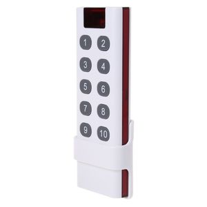 Image 3 - Universal Wireless Learning Code Digital Remote Controller Transmitter 3/4/6/8/10 Channels Buttons Keypad AK 7010TX