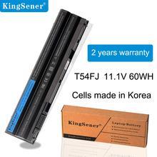 Kingsener T54FJ 60Wh Nieuwe Laptop Batterij Voor Dell Latitude E5420 E5430 E5520 E5530 E6420 E6430 E6520 E6530 Voor Inspiron 7420 7520