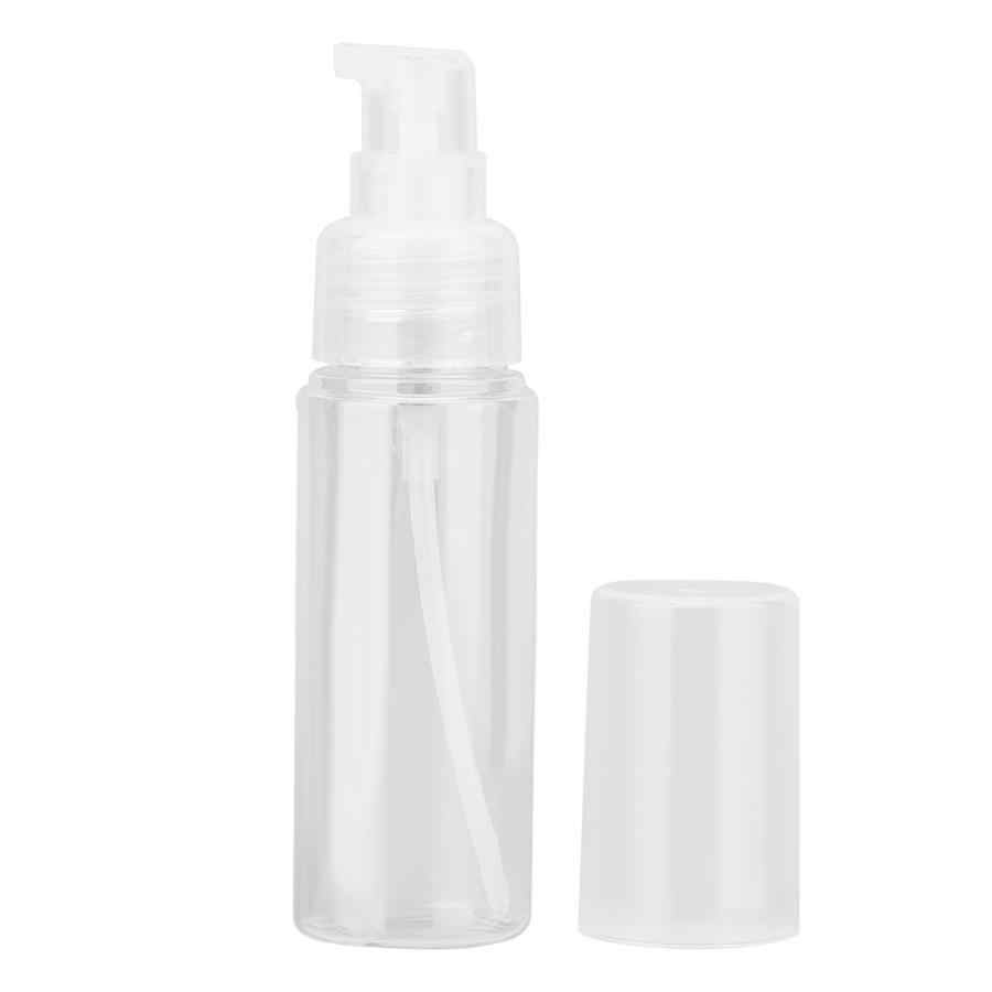 15pcs/Set  Travel  Portable Reusable Empty Lotion Spray Bottle Lotion Cream Container Kit Makeup Organizer Cosmetic Organizer