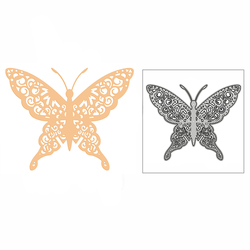 New Papilio Butterfly Insect 2020 Metal Cutting Dies for DIY Scrapbooking and Card Making Decorative Embossing Craft No Stamps