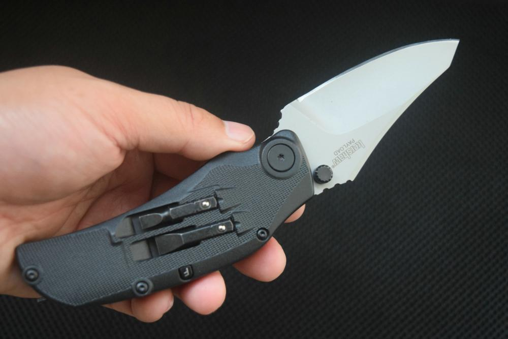 TRSKT Kers 1925 Payload Multifunction Folding Knife 8Cr13mov Blade Hunting Pocket Outdoor Tactical Knives Edc Tool Dropshipping