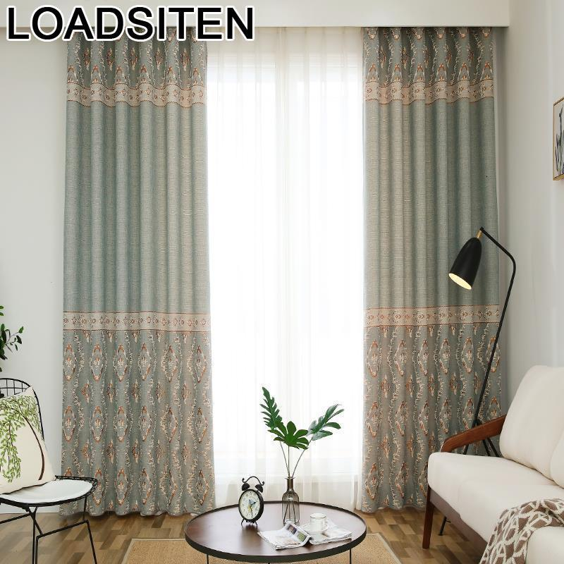 Gardinen For Vorhang Firany Quarto Perde Bedroom Kitchen Voilage