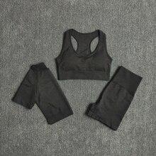Naadloze Vrouwen Yoga Set Gym Kleding Sport Bh Fitness Crop Top Korte Mouwen Hoge Taille Shorts Sport Suits Athletic dragen