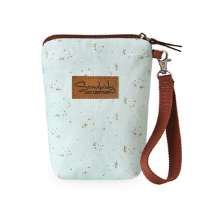 Mobile phone canvas bag new fe