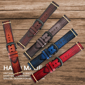 Image 5 - Correia de couro galaxy acessórios relógio pulseira 20mm 22mm pulseira relógio pulseira omega pulseiras de pulso samsung engrenagem s3 banda