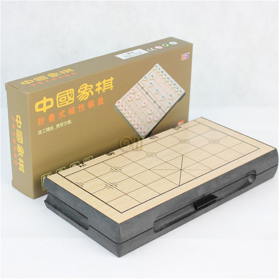 Peças Com Dobrável Magnética Xadrez Checkboard 32