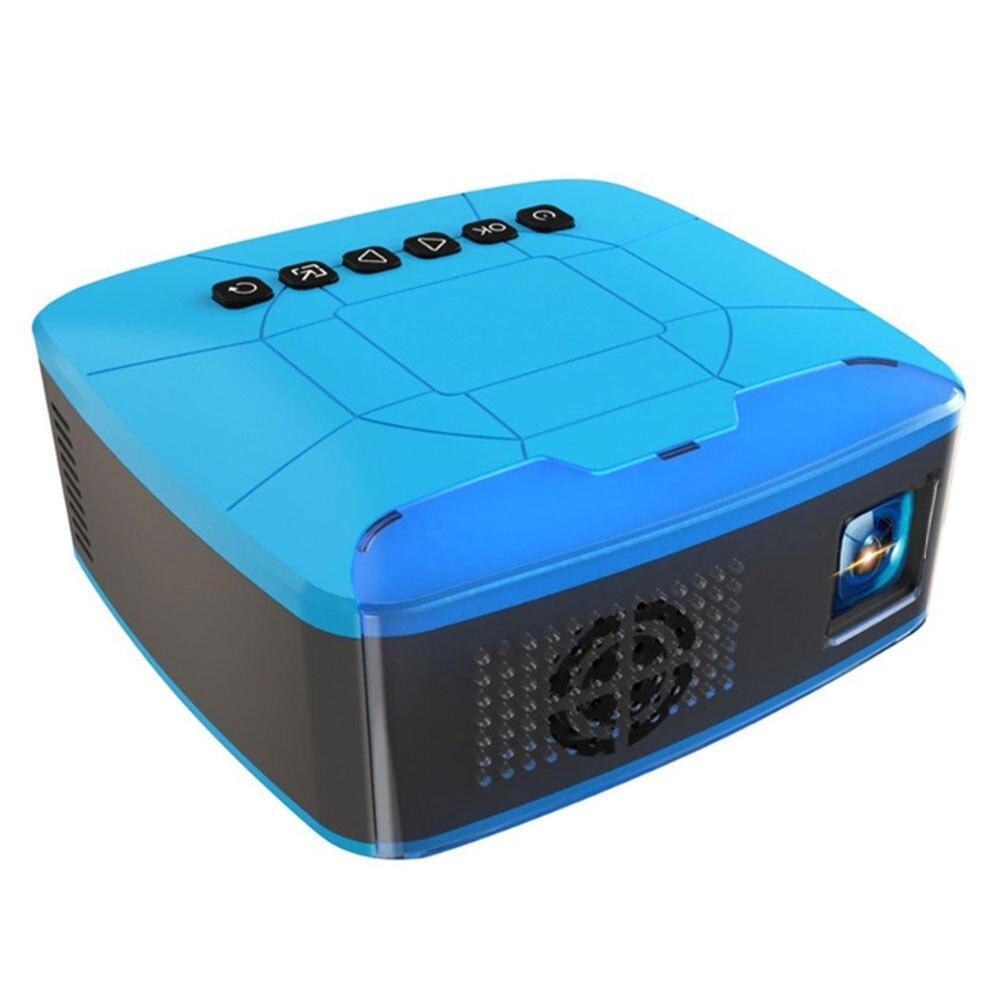 U20 mini projecteur de paume USB HDMI AV vidéo projecteur portable cinéma maison projecteur de film pour home Cinema