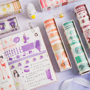 10 pcs/lot Fruit diary series