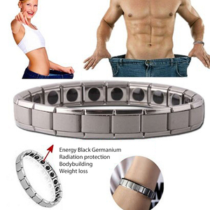 Healthy Magnetic Slimming Bracelet Fashionable Elastic For Woman Man Link Chain Weight Loss Bracelet Keep Health Slimming Weight