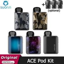 Suorin – Kit de dosettes originales ACE, batterie de 1000mAh, vapoteur 15W, cartouche ACE Pod de 2ml, Charge type-c, vaporisateur de cigarettes électroniques