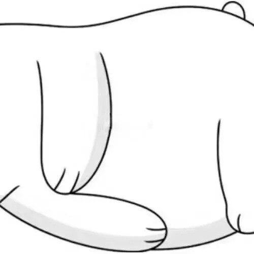 刷爆朋友圈的小熊,这样发朋友圈很酷插图3