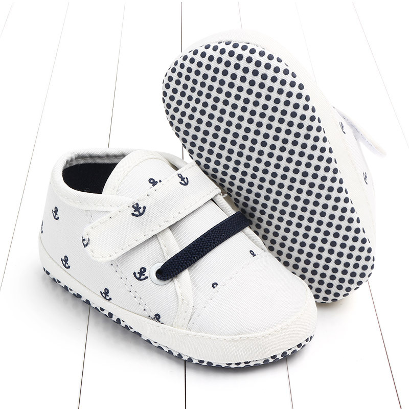 Baby Shoes First Walkers Soft Soled Footwear For Autumn Spring Baby Shoes Boys Newborn Baby Boy Shoes Girls Size 1 2 3