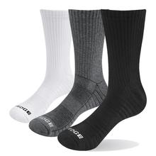 YUEDGE 3 pairs of socks for men more styles formal cotton brand fashion breathable work casual