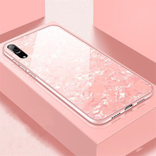 GKK Luxuriou Case for Huawei Honor 7X 8X Tempered Shockproof Glass Soft Edge Cover 8x case Coque Fundas