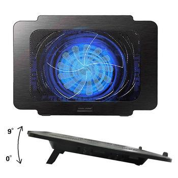 Do hier z USB Laptop cichy wiatrak LED Cooler regulowana podstawka chłodząca do notebooka stojak na wiatrak do laptopa podstawka chłodząca s tanie i dobre opinie BLUELANS CN (pochodzenie) Chłodzony powietrzem Universal Pojedyncze fanów Laptop Cooling Pads Z tworzywa sztucznego