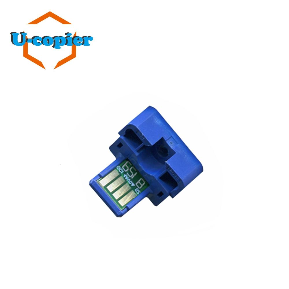 15PCS MX-753NT MX-753GT MX-753AT MX-753FT Toner Chip