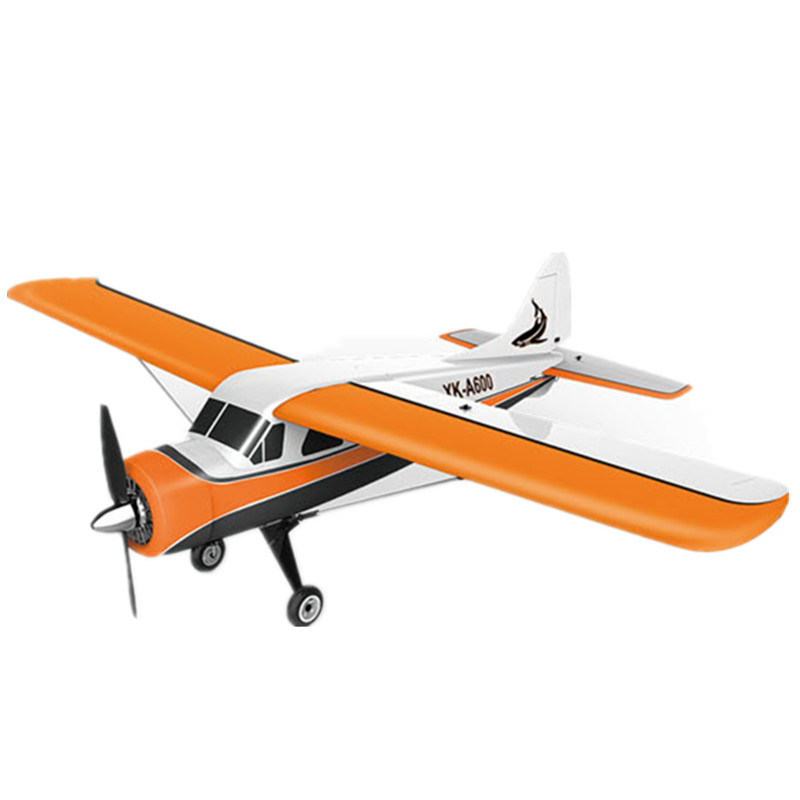XK A600 Four-Channel Foam Fixed-Wing Glider Brushless Motor Model Airplane Toy Remote Control Airplane Unmanned Aerial Vehicle