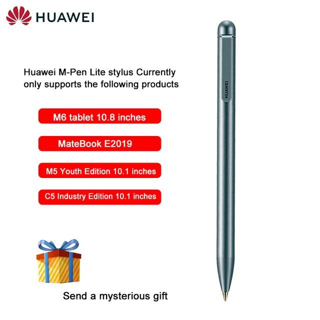 Oryginalny 100% rysik m-pen lite dla Huawei Mediapad M5 lite M6 pojemnościowy rysik M5 lite M6 10 dotykowy długopis dla Matebook E 2019