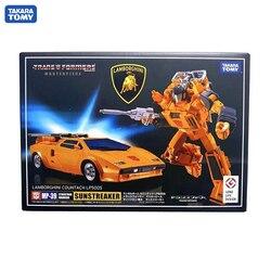 TAKARA TOMY Transformers Car Tank Metal Part 18CM Sunstreaker Action Figure Toys Deformation Robot Children Gifts