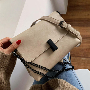 Female Vintage Crossbody Bags For Women 2020 Leather Luxury Handbag Designer Sling Sac A Main Ladies Hand Shoulder Messenger Bag