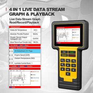 Image 5 - Thinkscan – outil de Diagnostic automobile Thinkscan 600, lecteur de Code OBD2, Scanner de voiture ABS/SRS, huile/TPMS/réinitialisation des freins, OBDII PK CR619 AL619
