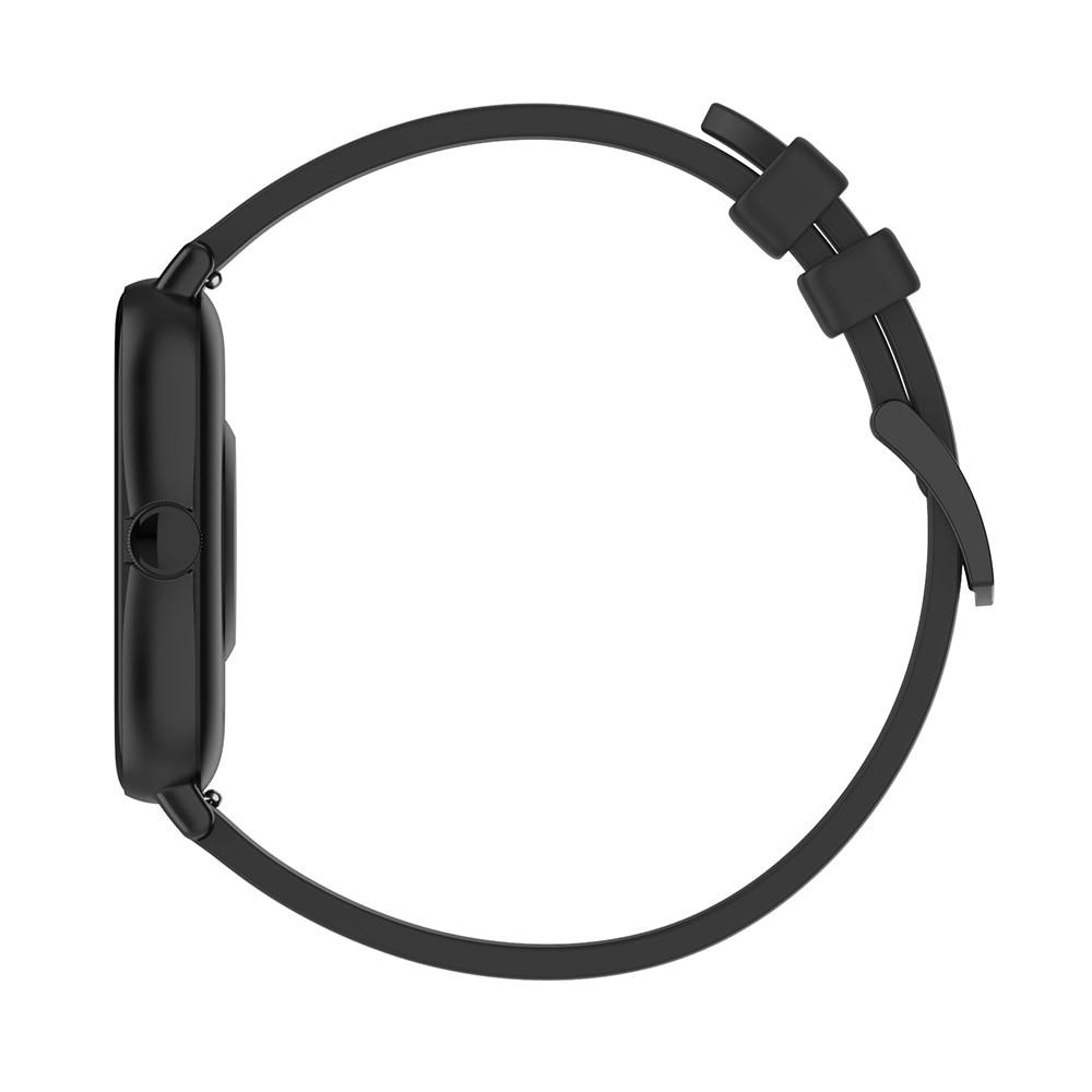 H68bad159f31348ef907699e109c4e1c21 COLMI P8 Plus 1.69 inch 2021 Smart Watch Men Full Touch Fitness Tracker IP67 waterproof Women GTS 2 Smartwatch for Xiaomi phone