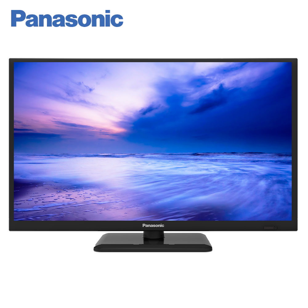 LED Television Panasonic TX-24FR250 black TV PAL/NTSC/SECAM video audio