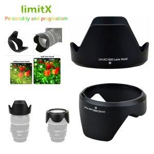 Image 1 - Cubierta de lente de flor Reversible para Fujifilm XC 16 50mm f/3,5 5,6 io II lente XT30 XT20 XT10 XA20 XA5 XA3 XA2 XA10 XM1 XA1