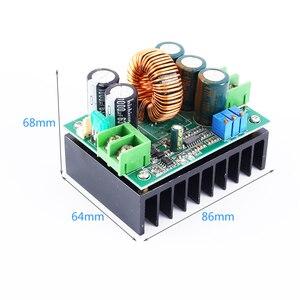 Image 3 - DC DC Solar Charge Controller Module Battery Charge Controller Vehicle Storage Charging Module 12V 24V 36V 48V 60V 72V 1200W 20A