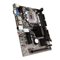 Intel motherboard with lga 755 socket mini atx G41 chipset motherboard support lga 771 cpu