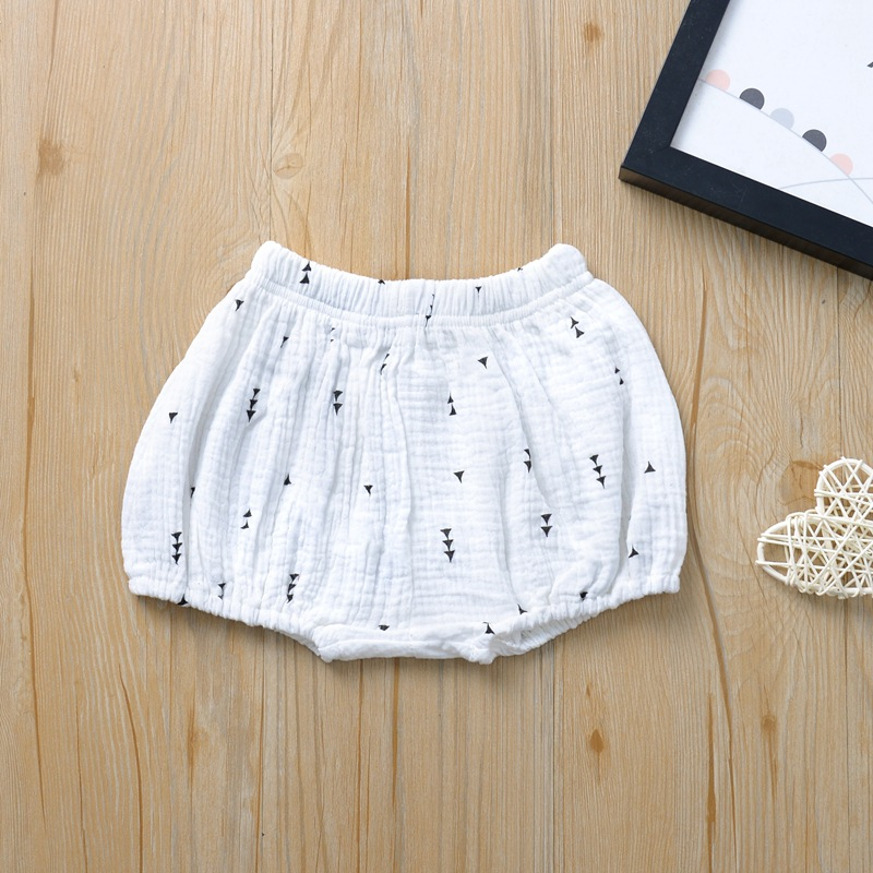 Baby girls cotton rabbit diaper nappy cover bloomers